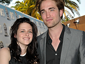 Twilight - Kristen Stewart and Robert Pattinson