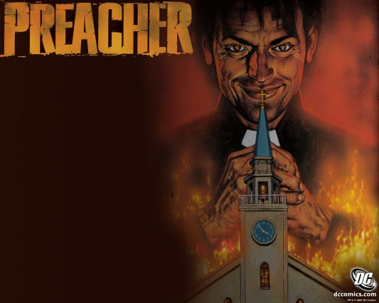 Preacher