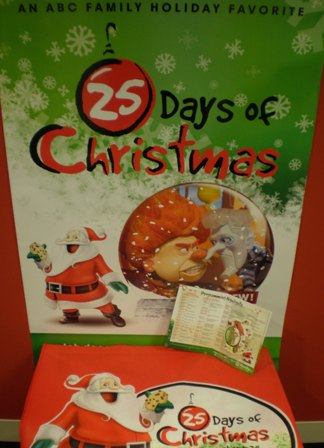 25 Days of Christmas 2008 Prize Pack