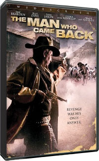 The Man Who Came Back DVD