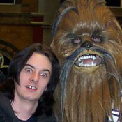 Manic Rage and the Wookiee