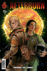 Red 5 Comics - Afterburn #1