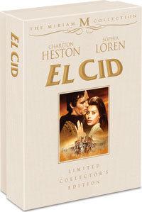 El Cid Box Set DVD