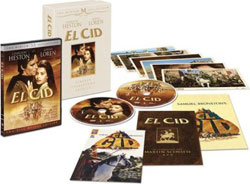 El Cid DVD Box Set