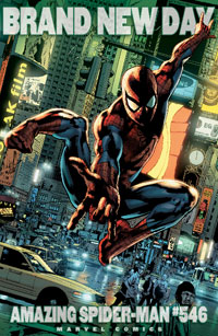 Amazing Spider-man 546
