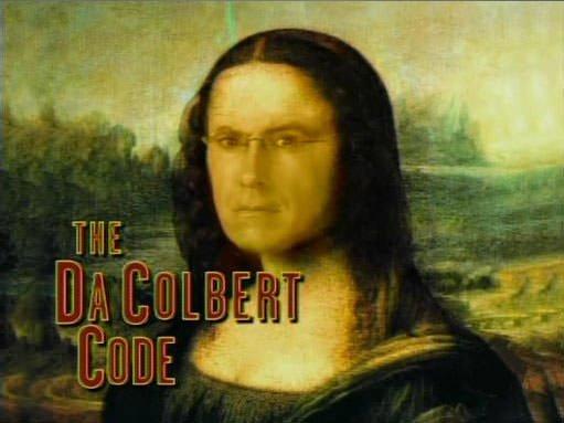 The DaColbert Code