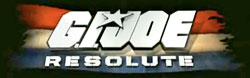 G. I. Joe Resolute logo