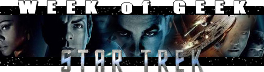 Week of Geek: Star Trek banner