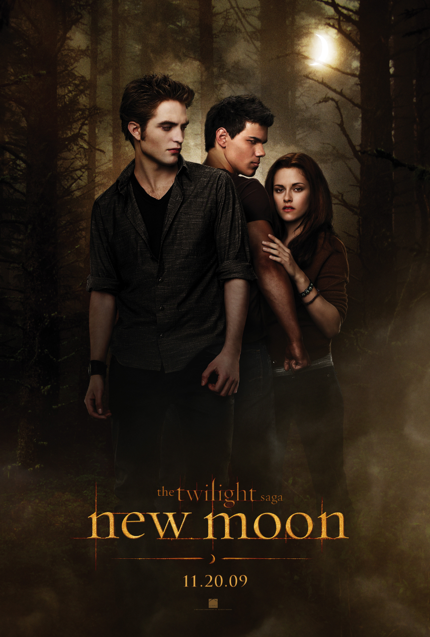 The Twilight Saga: New Moonposter
