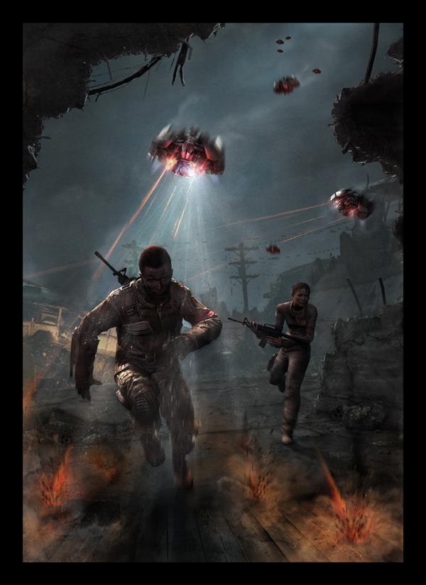 Terminator Salvation the videogame image 01