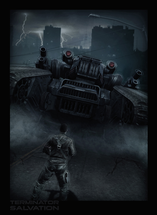 Terminator Salvation the videogame image 04