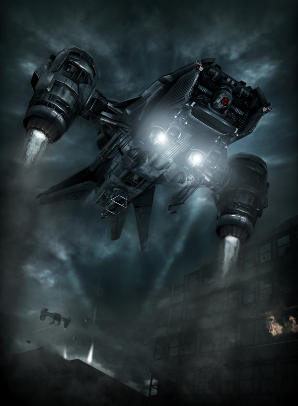 Terminator Salvation the videogame image 05