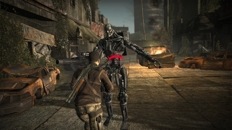 Terminator Salvation the videogame image 10