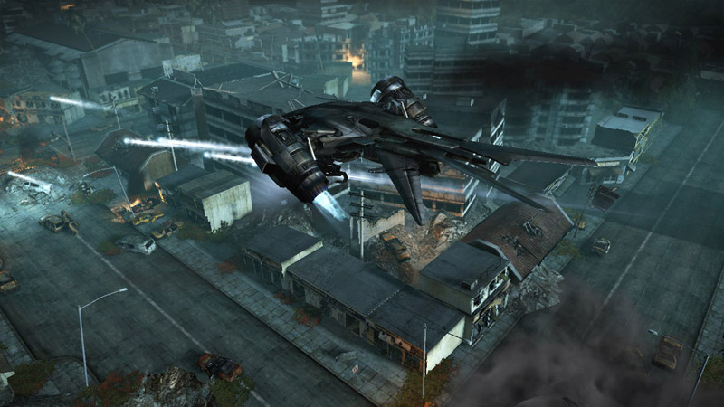Terminator Salvation the videogame image 19