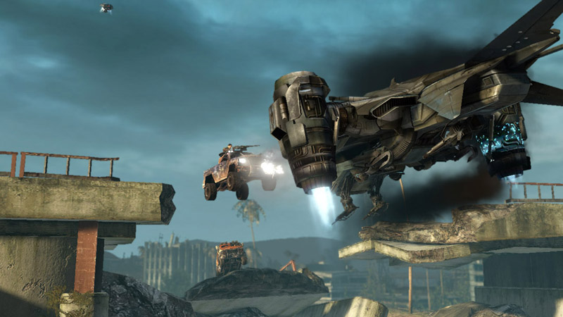 Terminator Salvation the videogame image 23