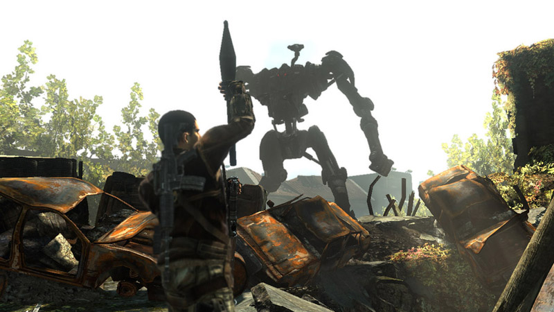 Terminator Salvation the videogame image 30