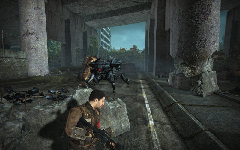Terminator Salvation the videogame image 31