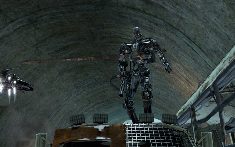 Terminator Salvation the videogame image 35