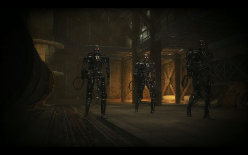 Terminator Salvation the videogame image 40