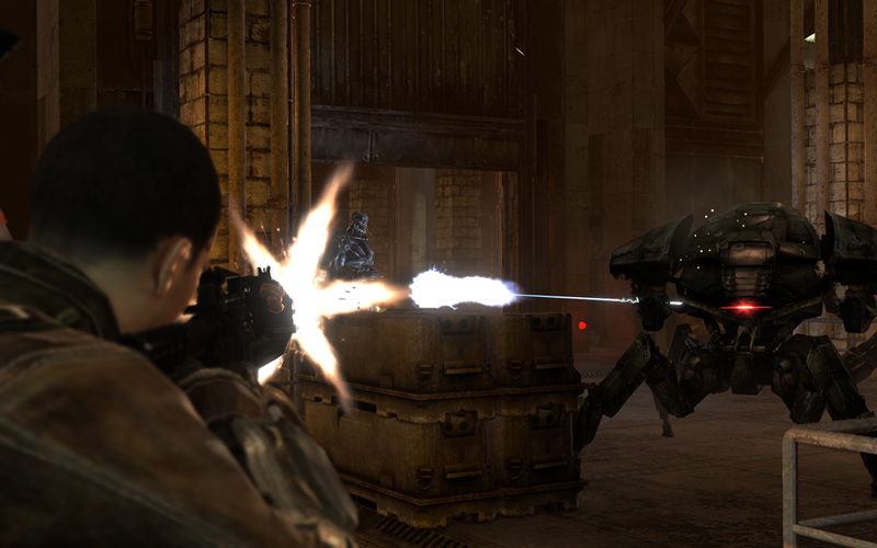 Terminator Salvation the videogame image 49