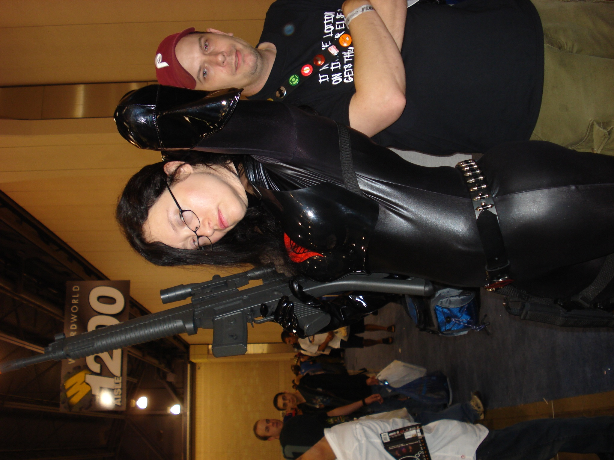 Wizard World Philly 2009 - Baroness, G.I. Joe