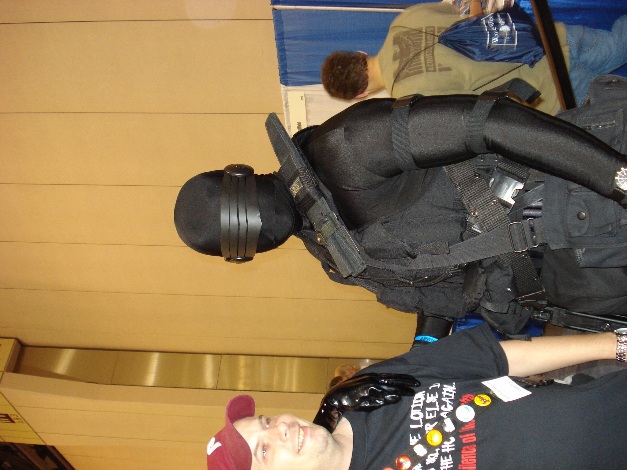 Wizard World Philly 2009 - Snake Eyes, G.I. Joe