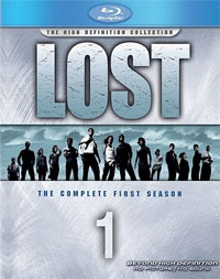 Lost, The Complete First Season Blu-ray
