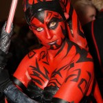 Cosplay Women of Dragon Con: Darth Talon 01