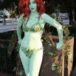 Cosplay Women of Dragon Con: Poison Ivy 02