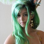 Cosplay Women of Dragon Con: Rydia from Final Fantasy IV