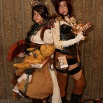 Cosplay Women of Dragon Con: Steampunk Babes