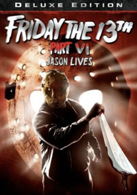 Friday The 13th, Part VI: Jason Lives DVD