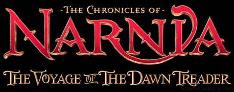 Voyage of the Dawn Treader Banner