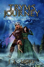 Trym's Journey, Book 1, The Elves Of Nessa