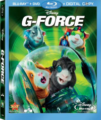 disney g-force blu-ray