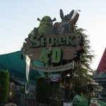 Universal Studios Hollywood - Shrek 4D