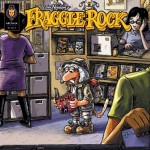 Fraggle Rock Comic Cover