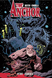 The Anchor Vol 1 TPB