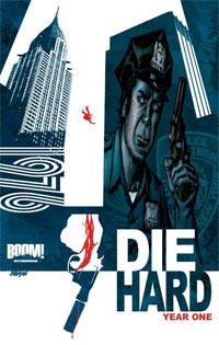 Boom! Studios: Die Hard Year One, Vol. 1 HC