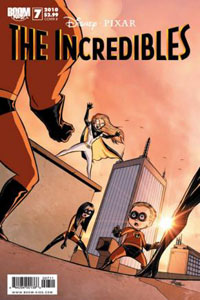 The Incredibles #7
