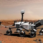 Mars Rover Curiosity