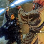 This Weapon Is Your Life: The Evolution of the Lightsaber-Exar Kun Lightsaber