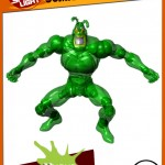 Mucus Tick action figure