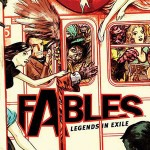 Fables Book 1 Cover
