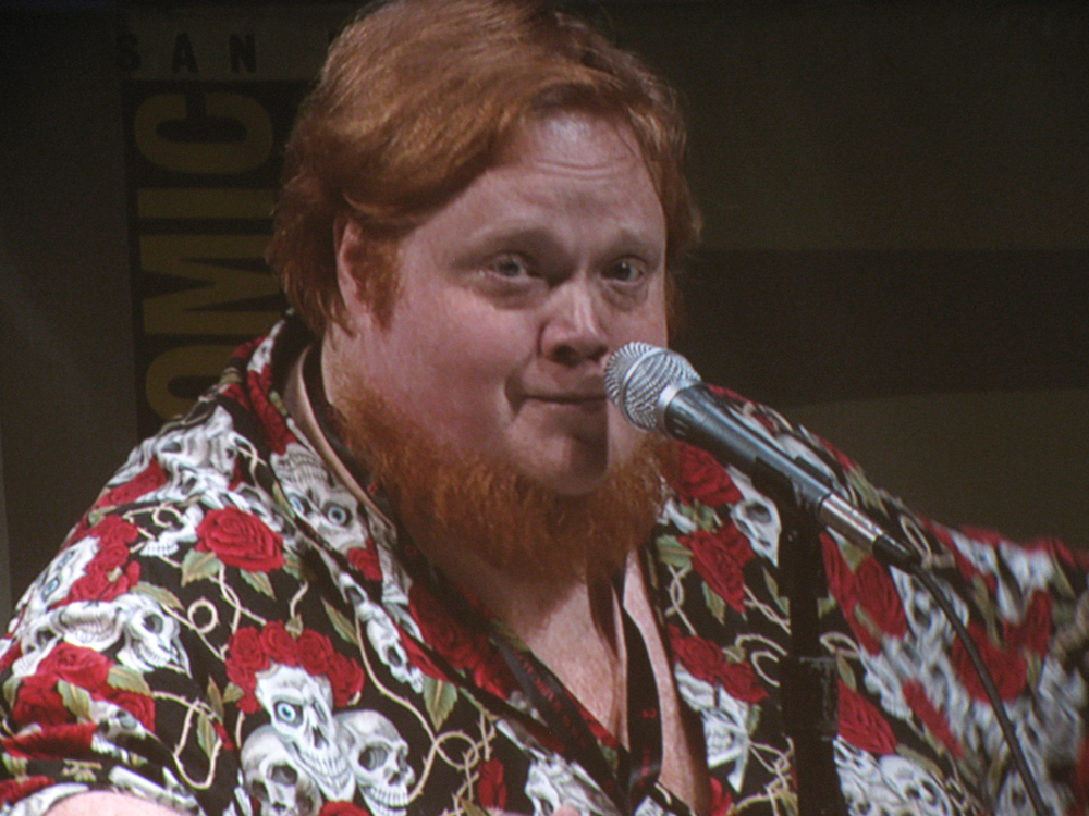 SDCC 2010: The Expendables panel: Harry Knowles