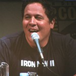 SDCC 2010: Cowboys and Aliens: Jon Favreau