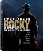 Rocky collection blu-ray