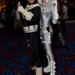 Dragon*Con 2010 Photo Set - Bullseye & Silver Sable
