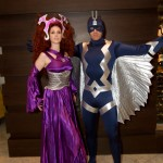 Dragon*Con 2010 Photo Set - Medusa & Black Bolt