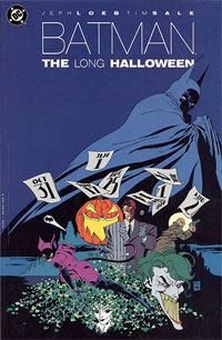 DC Comics: Batman: The Long Halloween